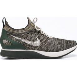 Nike Sportswear - Buty Air Zoom Mariah Flyknit Racer. Szare buty sportowe męskie Nike Sportswear, z materiału. W wyprzedaży za 479.90 zł.