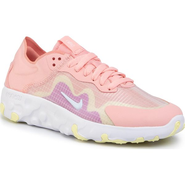 Buty NIKE Renew Lucent BQ4152 600 Bleached CoralWhite