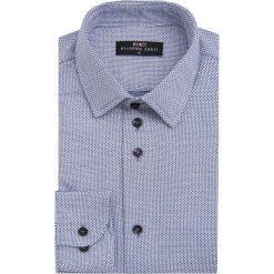 Koszula SIMONE1D KDNS000078. Niebieskie koszule męskie Giacomo Conti, z bawełny, z klasycznym kołnierzykiem, z długim rękawem. Za 199.00 zł.