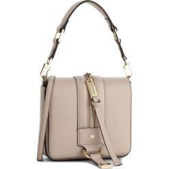 Torebka ELISABETTA FRANCHI - BS-37A-81E2 Avena/Nero 439. Brązowe torebki do ręki damskie Elisabetta Franchi, ze skóry ekologicznej. W wyprzedaży za 559.00 zł.