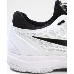 Nike Performance AIR ZOOM CAGE 3 HC Obuwie multicourt white/black. Trekkingi męskie Nike Performance, z materiału, outdoorowe. Za 549.00 zł.