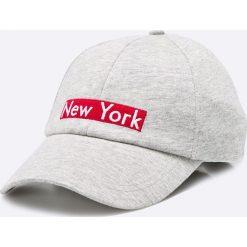 Tally Weijl - Czapka. Szare czapki i kapelusze damskie TALLY WEIJL, z bawełny. W wyprzedaży za 34.90 zł.