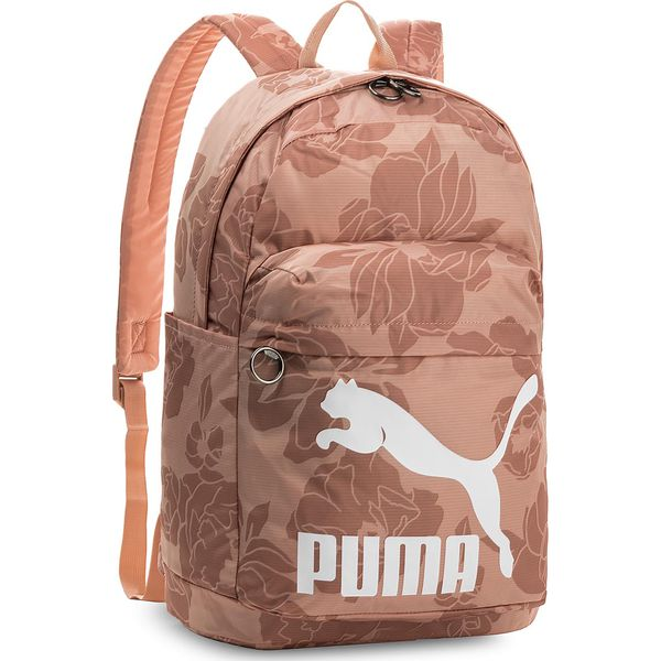 879604b4f33cb Plecak PUMA - 074799 07 Peach Beige Graphic - Plecaki damskie marki ...