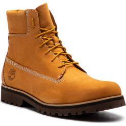 Trapery TIMBERLAND - Chilmark 6 Boot 0A1UTB Wheat. Brązowe śniegowce i trapery męskie Timberland, z materiału. W wyprzedaży za 489.00 zł.