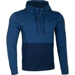 Under Armour Bluza męska Threadborne 1/2 Zip Hoodie granatowa r. XXL (1299135-437). Bluzy sportowe męskie marki KALENJI. Za 191.93 zł.
