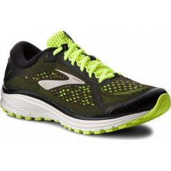 Buty BROOKS - Aduro 6 110281 1D 079 Black/Nightlife/Ebony. Czarne buty sportowe męskie Brooks, z materiału. W wyprzedaży za 359.00 zł.