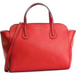 Torebka COCCINELLE - DQ1 Lulin E1 DQ1 18 01 01 Coquelicot R09. Czerwone torebki do ręki damskie Coccinelle, ze skóry. Za 1,399.90 zł.