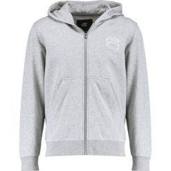 GStar MONTHON HOODED ZIP Bluza rozpinana grey. Kardigany męskie G-Star, z bawełny. W wyprzedaży za 356.15 zł.