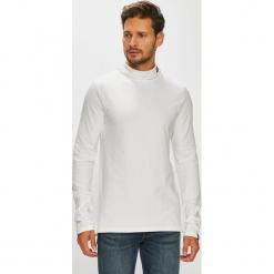 Ellesse - Longsleeve. Szare bluzki z długim rękawem męskie Ellesse, z bawełny, polo. W wyprzedaży za 159.90 zł.