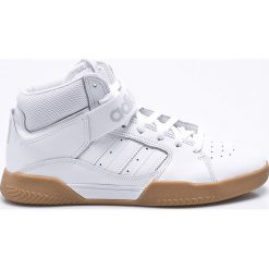 Adidas Originals - Buty Vrx Mid. Szare buty sportowe męskie adidas Originals, z materiału. W wyprzedaży za 329.90 zł.