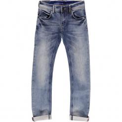 Dżinsy - Slim fit - w kolorze niebieskim. Jeansy dla chłopców marki Reserved. W wyprzedaży za 129.95 zł.