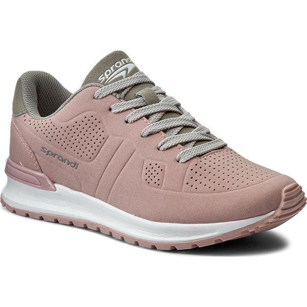 Buty SPRANDI WP07 15683 01 Różowy