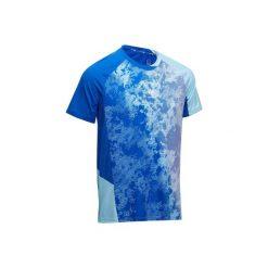 T-shirt badminton, padel, squash, tenis stołowy 860 męski. Niebieskie t-shirty męskie ARTENGO. Za 59.99 zł.