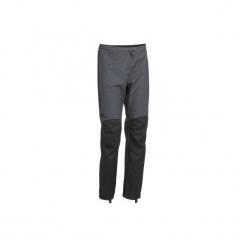 Spodnie trekkingowe TREK 500 damskie. Szare spodnie materiałowe damskie FORCLAZ, z materiału. Za 399.99 zł.