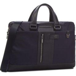Torba na laptopa PIQUADRO - CA3339BR BLU. Niebieskie torby na laptopa męskie Piquadro, z materiału. Za 1,169.00 zł.