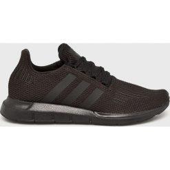 Adidas Originals - Buty Swift Run. Czarne buty sportowe męskie adidas Originals, z materiału. Za 379.90 zł.