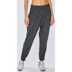Adidas Performance - Spodnie. Szare spodnie sportowe damskie adidas Performance. Za 249.90 zł.