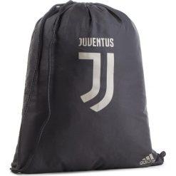Plecak adidas - Juve Gb CY5562 Black/Clay. Czarne plecaki damskie Adidas, z materiału, sportowe. Za 69.95 zł.