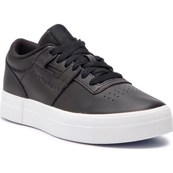 01b743f25ed63 Buty Reebok - Workout Lo Fvs CN6891 Basic Black/White/Grey - Obuwie ...