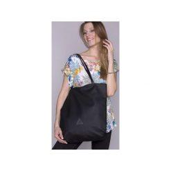 Torba basic czarna. Czarne torebki shopper damskie Drops, z bawełny. Za 135.00 zł.