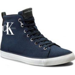 Tenisówki CALVIN KLEIN JEANS - Arthur S0367 Navy. Niebieskie trampki męskie Calvin Klein Jeans, z gumy. Za 429.90 zł.