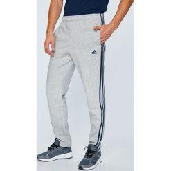 Adidas Performance - Spodnie. Szare spodnie sportowe męskie adidas Performance, z bawełny. Za 199.90 zł.