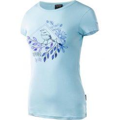 MARTES Koszulka damska LADY BIRD POWDER blue r. S. T-shirty damskie MARTES. Za 33.36 zł.