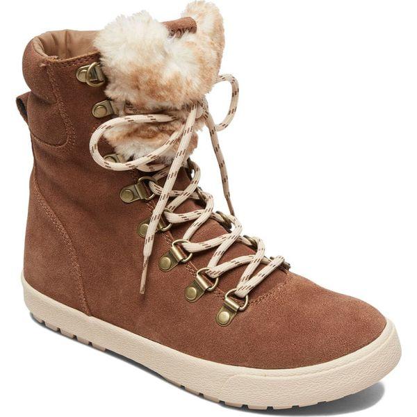 ROXY buty zimowe damskie Anderson II J Boot Brn 37