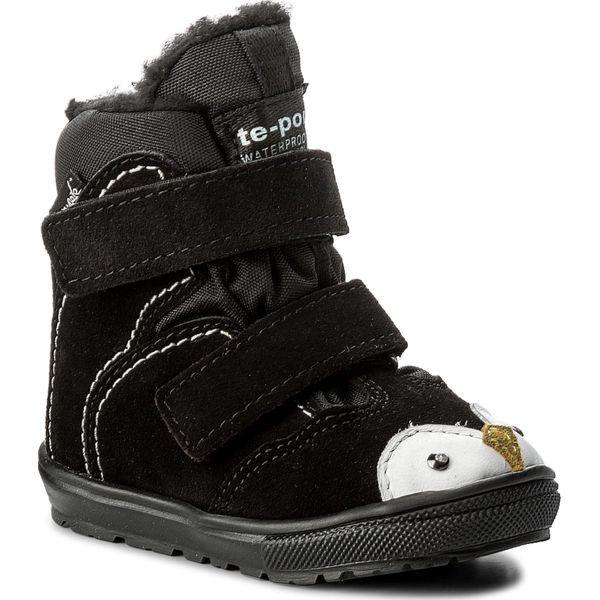 Buty zimowe dziewczęce: Śniegowce MRUGAŁA - Mali 7151-90 Nabu