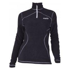 Swix Damska Bluza Adventure Fleece Polo Black Xl. Bluzy sportowe damskie Swix, z dresówki. Za 209.00 zł.