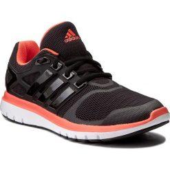 Buty adidas - Energy Cloud V CG3035 Cblack/Cblack/Eascor. Czarne obuwie sportowe damskie Adidas, z materiału. W wyprzedaży za 209.00 zł.