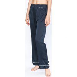 Emporio Armani - Spodnie piżamowe. Szare piżamy damskie Emporio Armani. W wyprzedaży za 239.90 zł.