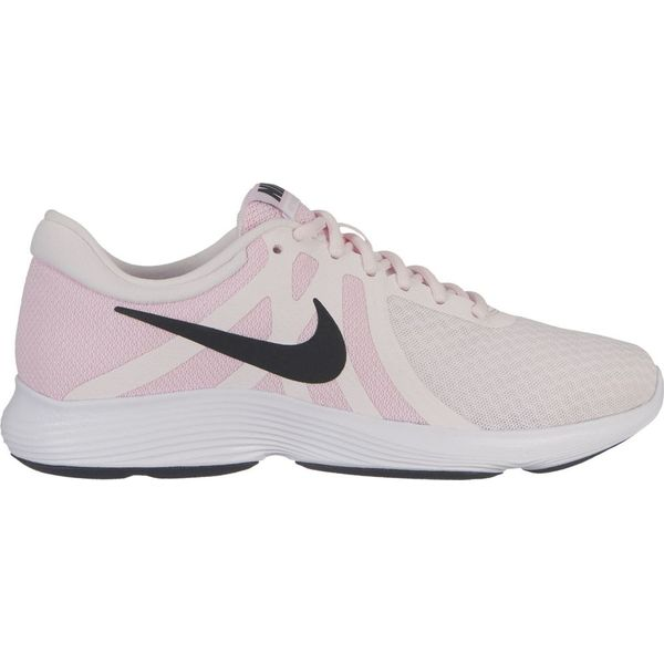 Nike buty do biegania damskie Women'S Revolution 4 Running Shoe (Eu) Pale Pink Black Pink Foam White 38,5