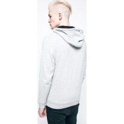 Pepe Jeans - Bluza. Szare bluzy męskie Pepe Jeans, z nadrukiem, z bawełny. W wyprzedaży za 199.90 zł.