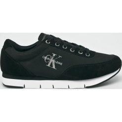 Calvin Klein Jeans - Buty. Czarne buty sportowe męskie Calvin Klein Jeans, z gumy. Za 499.90 zł.