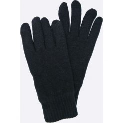 Gant - Rękawiczki. Białe rękawiczki męskie GANT, z bawełny. W wyprzedaży za 179.90 zł.