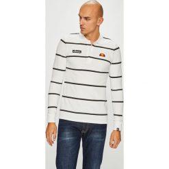 Ellesse - Longsleeve. Szare bluzki z długim rękawem męskie Ellesse, z bawełny, polo. W wyprzedaży za 189.90 zł.