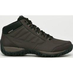 Columbia - Buty. Czarne buty sportowe męskie Columbia, z gumy. W wyprzedaży za 359.90 zł.