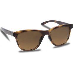 Okulary przeciwsłoneczne OAKLEY - Moonlighter OO9320-04 Tortoise/Brown Gradient Polarized. Brązowe okulary przeciwsłoneczne damskie Oakley. W wyprzedaży za 579.00 zł.