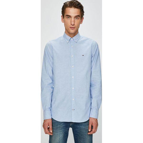 93c52236a47a6 Tommy Hilfiger - Koszula - Koszule męskie marki Tommy Hilfiger. Za ...