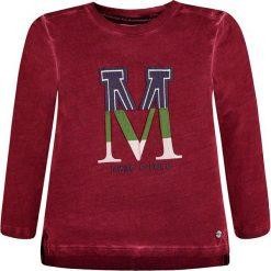 Koszulka w kolorze bordowym. T-shirty dla chłopców marki Reserved. W wyprzedaży za 62.95 zł.