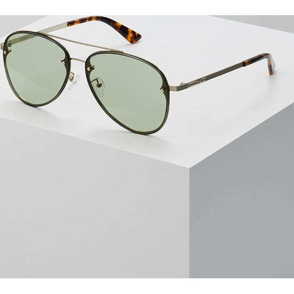447cbafbb705e McQ Alexander McQueen Okulary przeciwsłoneczne brown - Okulary ...