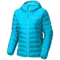 Columbia Damska Kurtka Ocieplana Lake 22 Hooded Jacket Atoll Xs. Niebieskie kurtki sportowe damskie Columbia, z puchu. Za 569.00 zł.