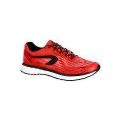 Buty do biegania KIPRUN FAST męskie. Czerwone buty sportowe męskie KALENJI, z gumy. Za 249.99 zł.