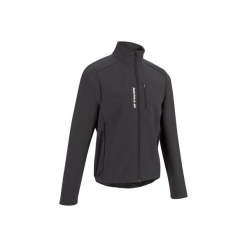 Kurtka zimowa ROADC 100. Czarne kurtki męskie TRIBAN, na zimę, z elastanu. Za 99.99 zł.