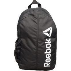Plecak unisex Act Core Backpack czarny (DN1531). Czarne plecaki damskie Reebok, sportowe. Za 76.42 zł.