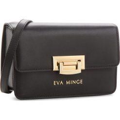 Torebka EVA MINGE - Sence 2L 17NB1372176EF 101. Czarne listonoszki damskie Eva Minge, ze skóry. W wyprzedaży za 269.00 zł.