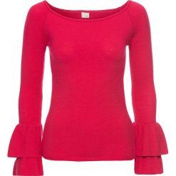 Sweter bonprix czerwony. Swetry damskie marki KALENJI. Za 79.99 zł.