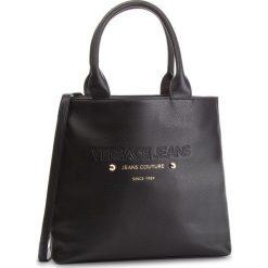 Torebka VERSACE JEANS - E1VSBBS1  70789 899. Czarne torebki do ręki damskie Versace Jeans, z jeansu. Za 699.00 zł.