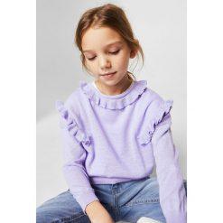 Mango Kids - Sweter dziecięcy Helen2 110-164 cm. Swetry damskie marki bonprix. W wyprzedaży za 39.90 zł.